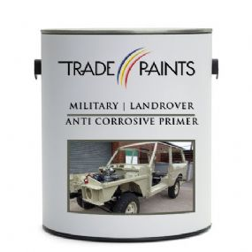Military Vehicle Primer | www.paints4trade.com